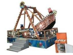 Mini Pirate Ship