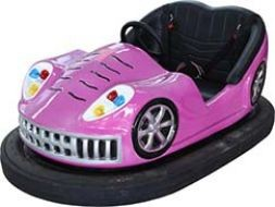 Ground Grid Bumper Car